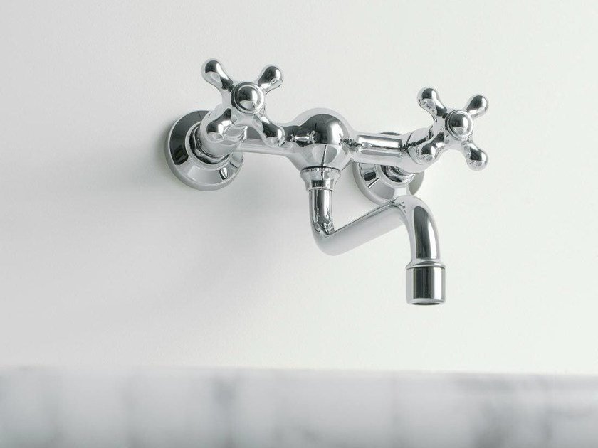 Bridge tap with swivel spout 800 | Kitchen tap - ZAZZERI