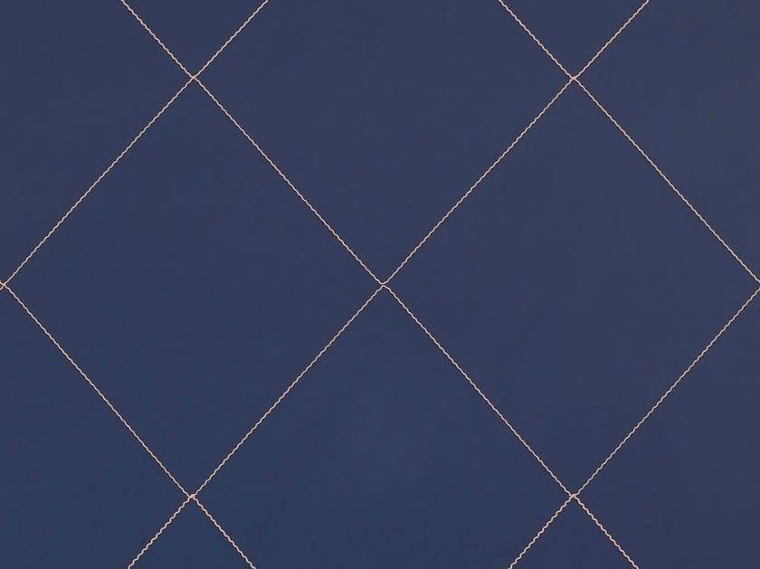 Check fire retardant washable Trevira® CS fabric DIAMOND 120 - Dedar
