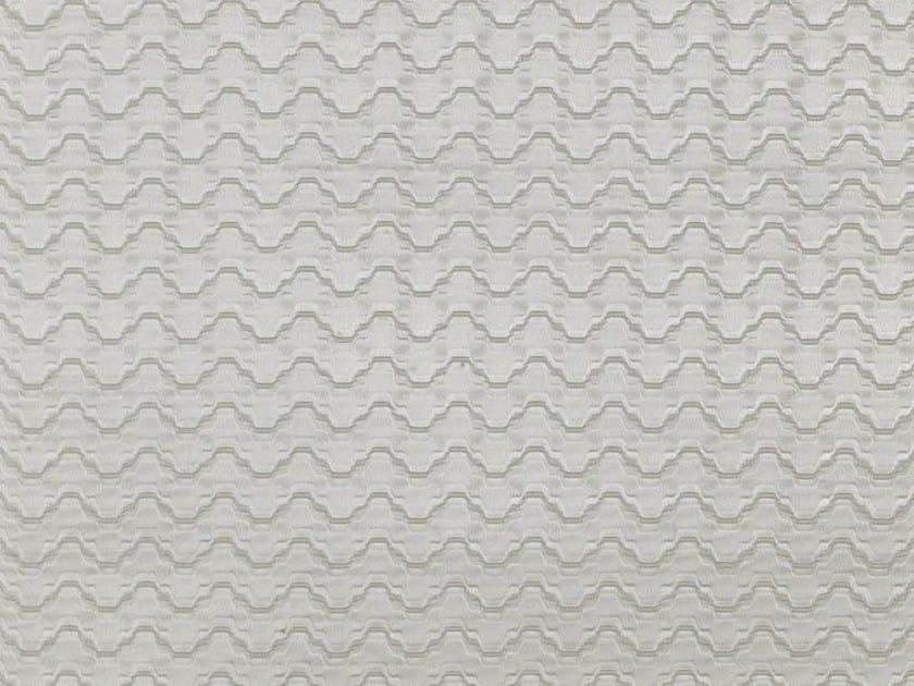 Fire retardant washable pleated Trevira® CS fabric SWING - Dedar