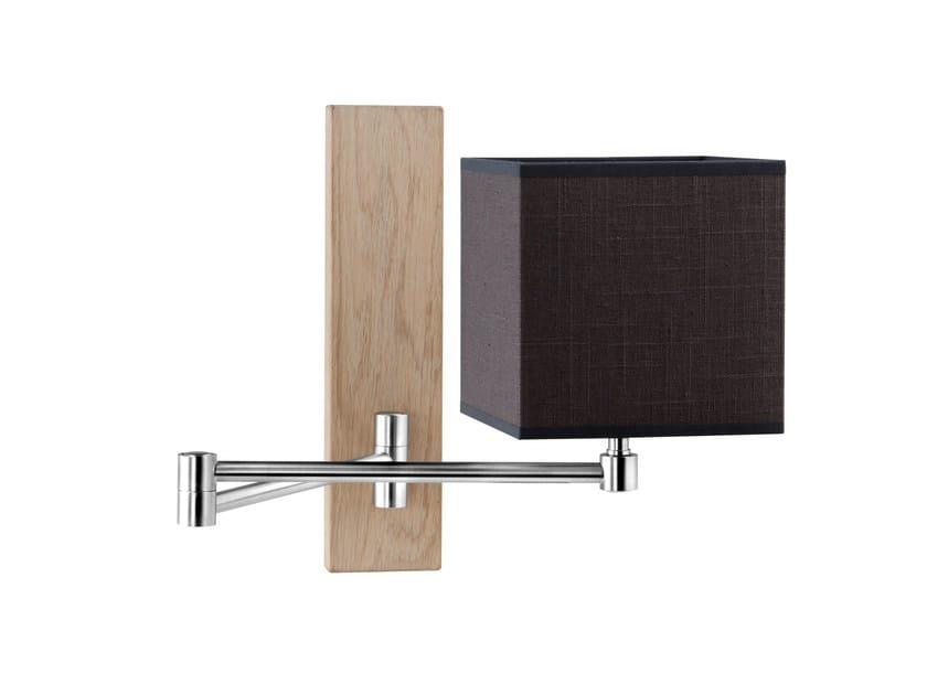 Wall lamp H1016V | Wall lamp - Hind Rabii