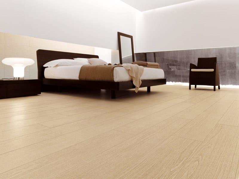 Pavimento rivestimento in gres laminato effetto legno oaks cotto d 39 este - Piastrelle in laminato ...