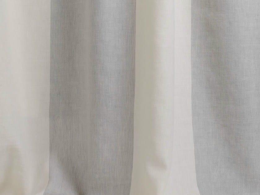 Striped wool fabric for curtains WILSON - Dedar