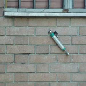 Measurement, control, thermographic and infrared instruments Monitoraggio strutturale - G.E.R.