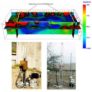 Geotechnical instrumentation Indagini geognostiche - G.E.R.