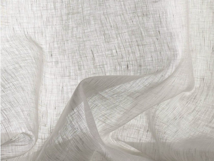 Washable sheer fabric for curtains MILINA - Dedar