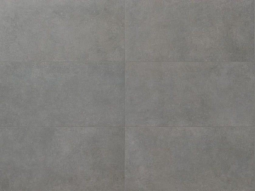 Pavimento rivestimento in gres porcellanato effetto cemento per interni ed esterni materia d - Piastrelle bagno texture ...