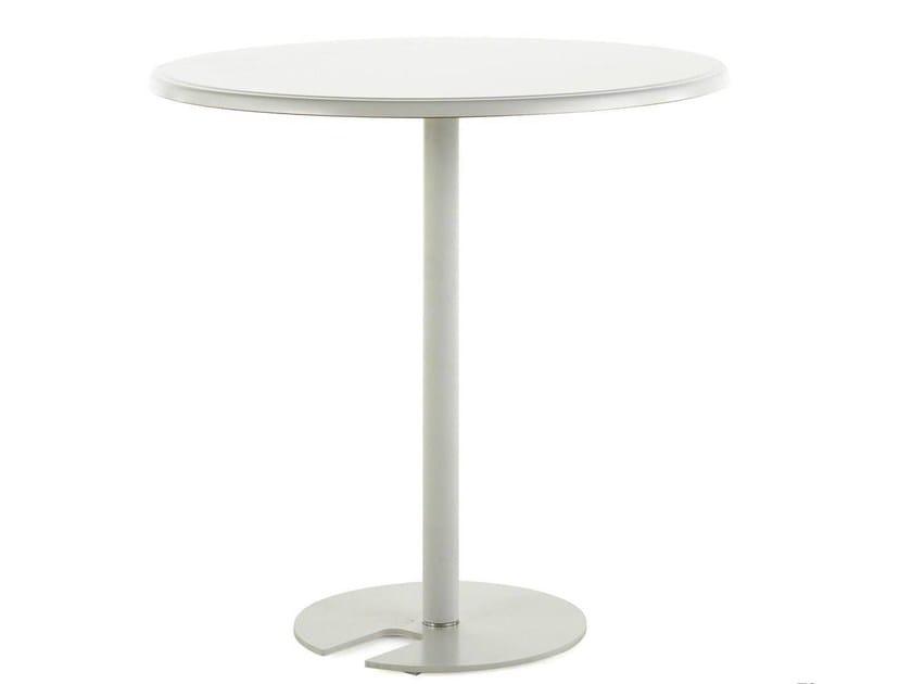 Round garden table terra mare corradi arredi terra for Corradi arredi
