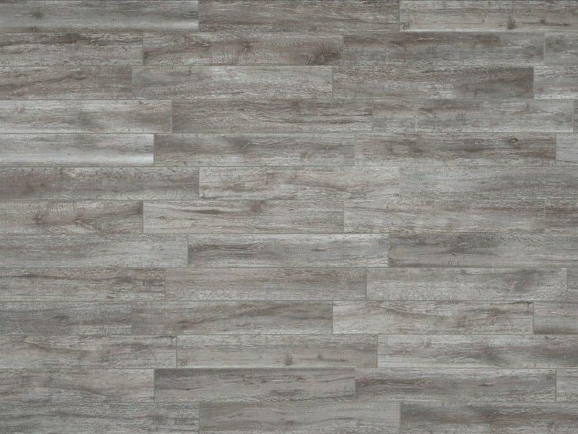 Indoor/outdoor porcelain stoneware wall/floor tiles with wood effect LISTONE D Bruma by Italgraniti