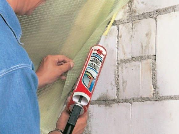 Acrylic sealant Wütop Adesivo per teli by Würth