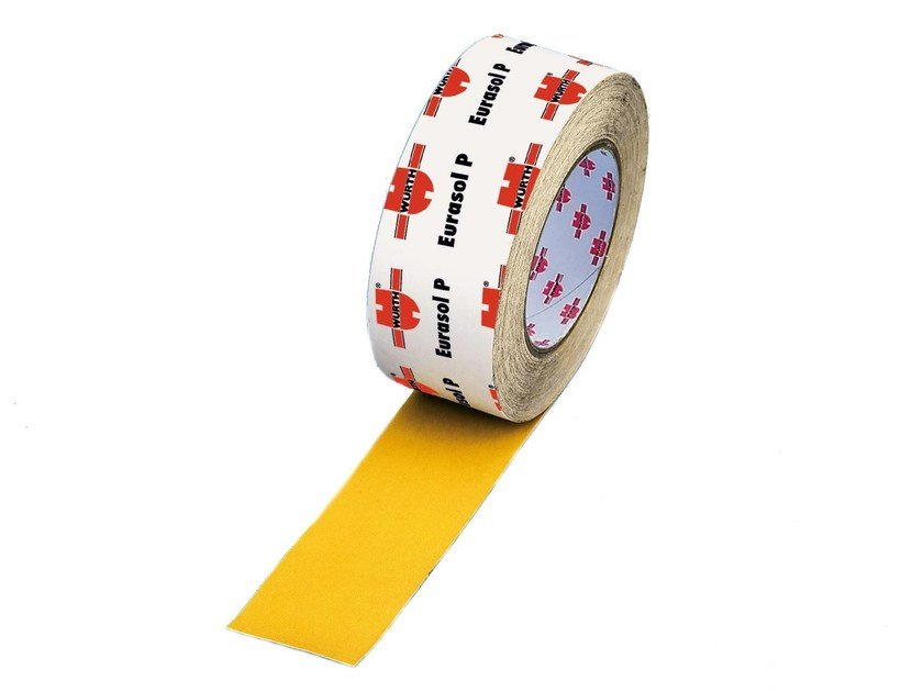 Adhesive tape for finish EURASOL® P - Würth