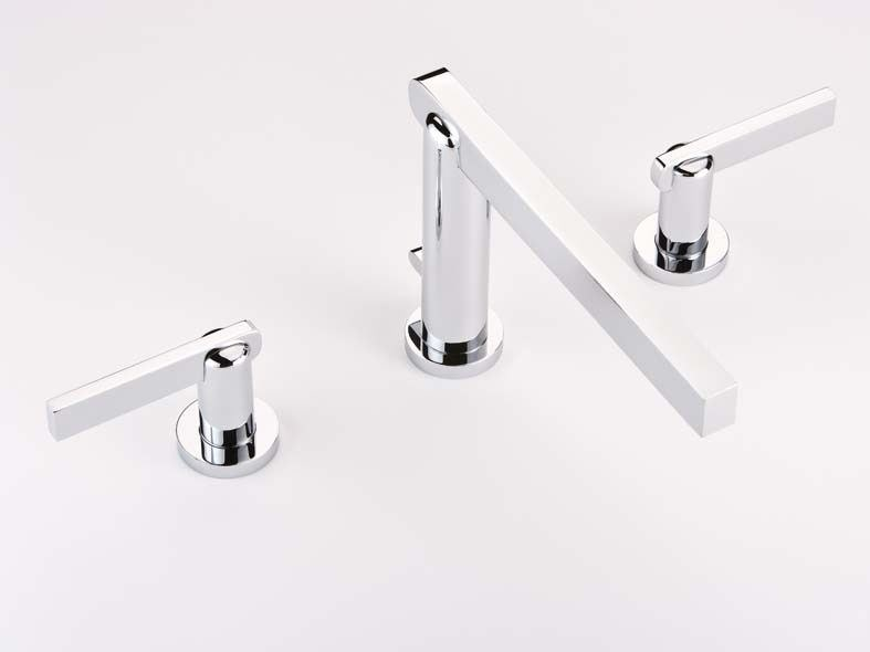 3 hole washbasin tap LE 11 BY ALBERTO PINTO | Washbasin tap - INTERCONTACT