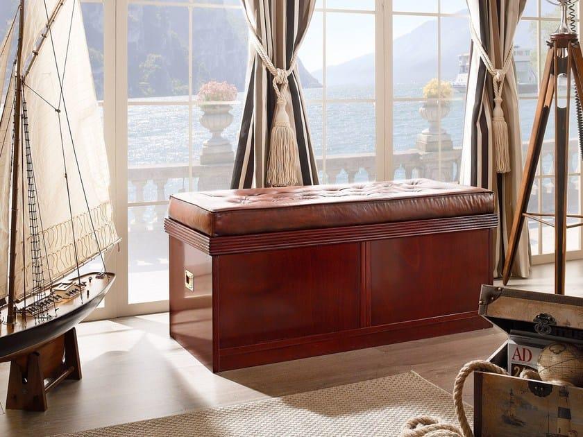 Wooden storage chest 617 | MILLERIGHE - Caroti