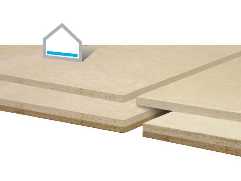 Screed and base layer for flooring RIGIDUR E MF - Saint-Gobain Gyproc