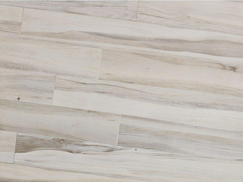 Pavimento in gres porcellanato effetto legno maxiwood rovere bianco italgraniti - Schemi di posa piastrelle effetto legno ...