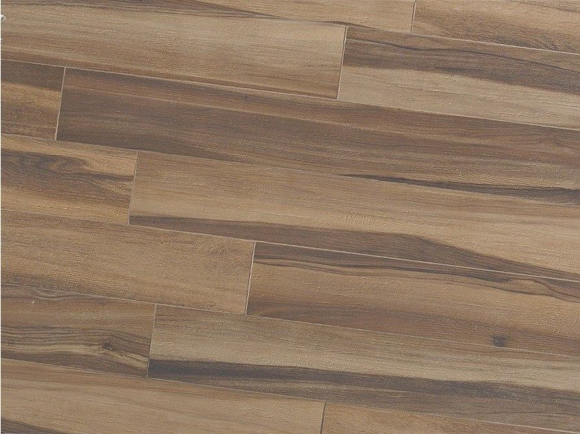 Porcelain stoneware flooring with wood effect MAXIWOOD Noce Oro by Italgraniti