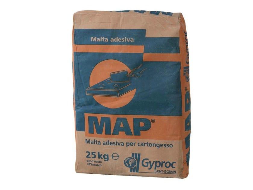 Cement-based glue MAP - Saint-Gobain Gyproc