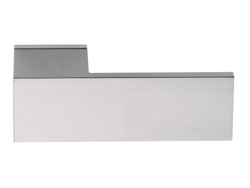Stainless steel door handle SQUARE | Door handle by Formani