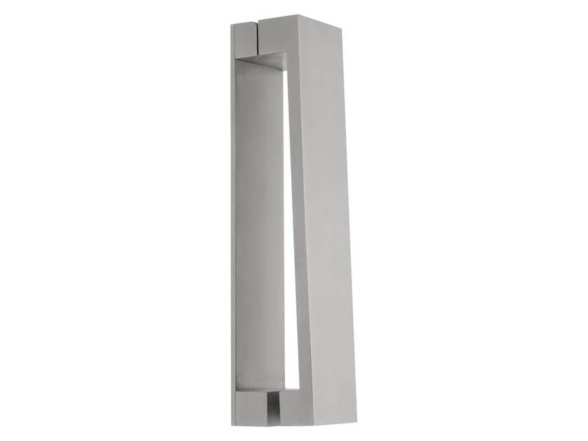 Stainless steel door knocker SQUARE | Door knocker - Formani Holland B.V.