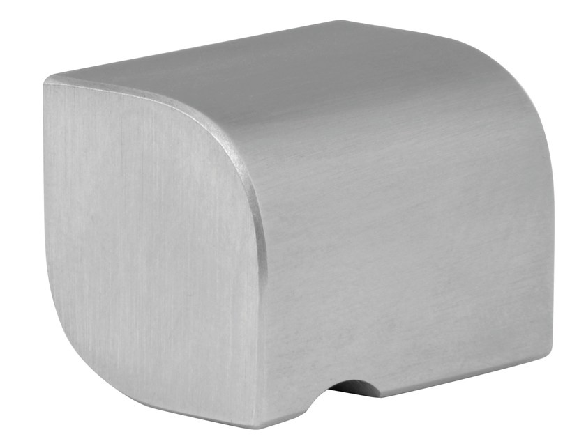 Stainless steel Furniture knob TWO | Stainless steel Furniture knob by Formani
