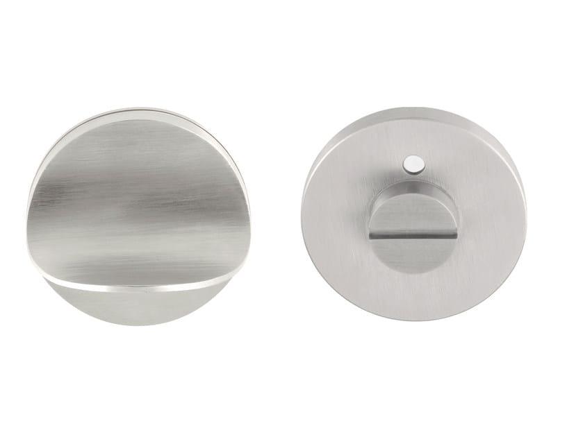 Brushed steel WC turn FOLD | WC turn - Formani Holland B.V.