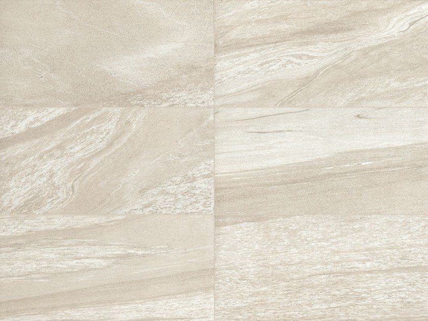 Glazed stoneware flooring with marble effect MINERAL D LIVING Dolomite by Italgraniti