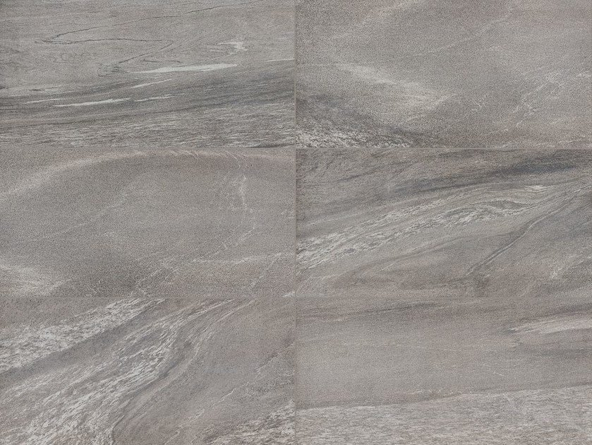 Glazed stoneware flooring with marble effect MINERAL D LIVING Galena by Italgraniti