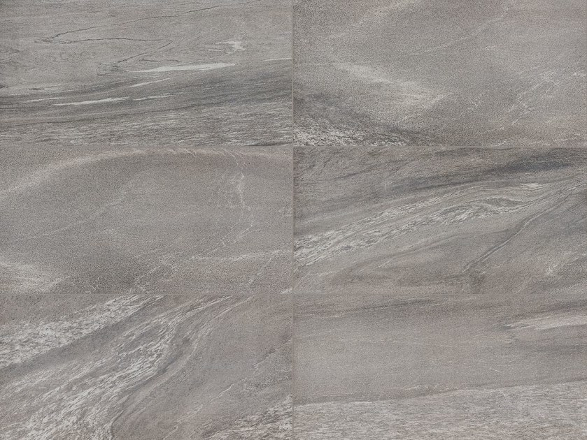 Glazed stoneware flooring with marble effect MINERAL D LIVING Galena - Italgraniti