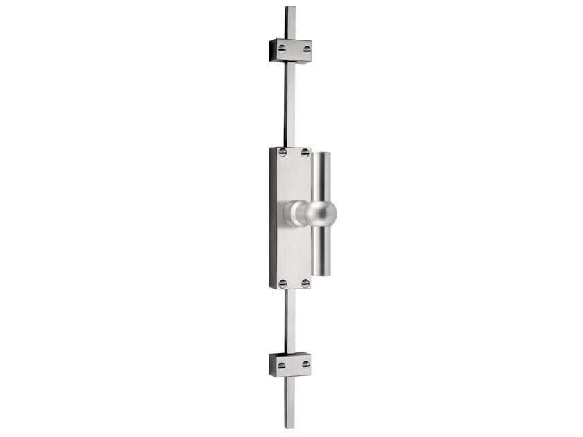 Stainless steel Cremone espagnolette bolt FERROVIA   Cremone handle - Formani Holland B.V.