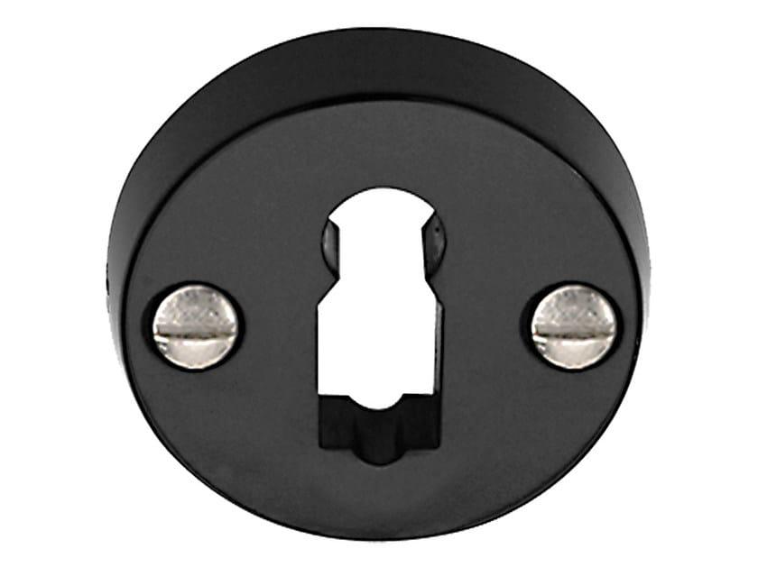 Round bakelite keyhole escutcheon TIMELESS | Round keyhole escutcheon - Formani Holland B.V.