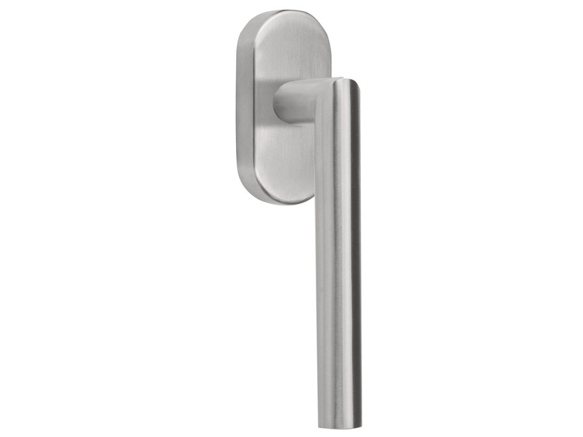 DK stainless steel window handle BASIC | DK window handle - Formani Holland B.V.