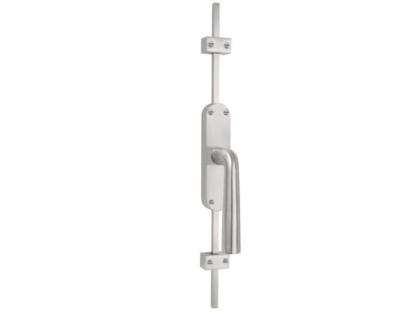 DK stainless steel espagnolette bolt BASIC | Window handle on back plate - Formani Holland B.V.