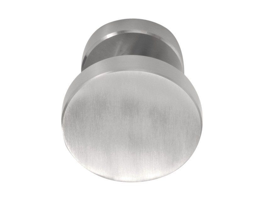 Steel door knob BASIC | Door knob - Formani Holland B.V.