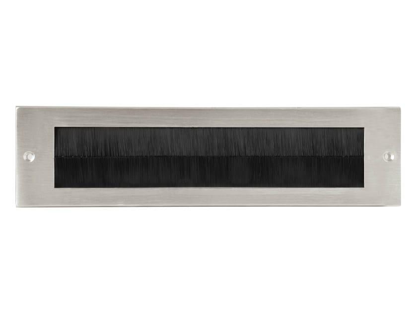 Metal letter plate TIMELESS | Letter plate - Formani Holland B.V.