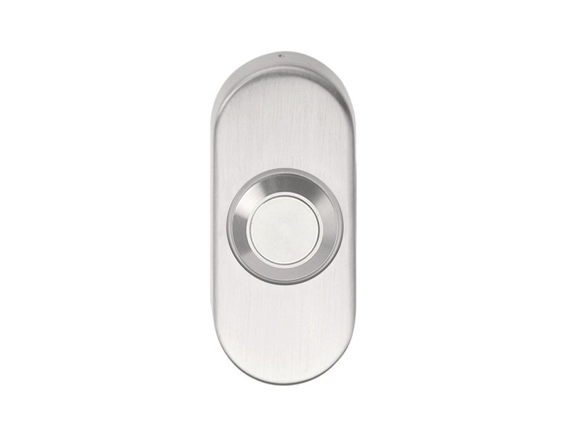 Steel doorbell button BASIC | Doorbell button - Formani Holland B.V.