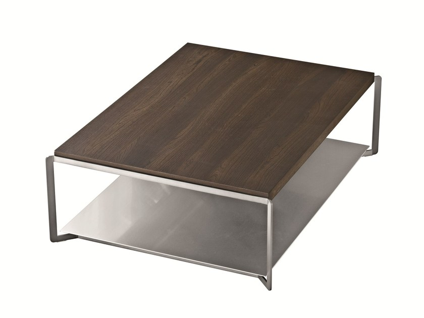 Low coffee table PORTFOLIO | Coffee table by MOLTENI & C.