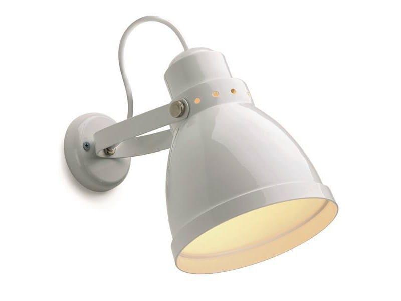 Adjustable wall lamp 182550 | Steel wall lamp large - THPG