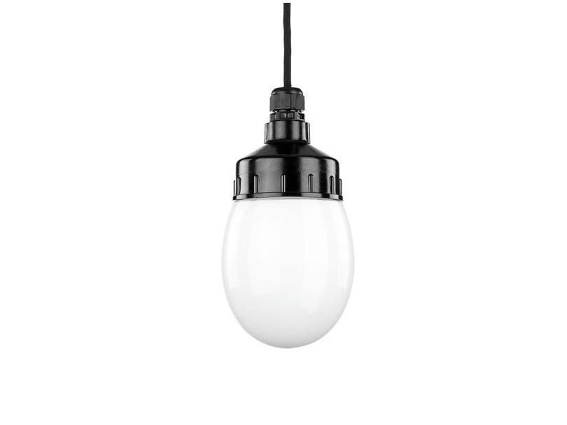 Opal glass pendant lamp 100851 | Pendant lamp, Duroplast - THPG