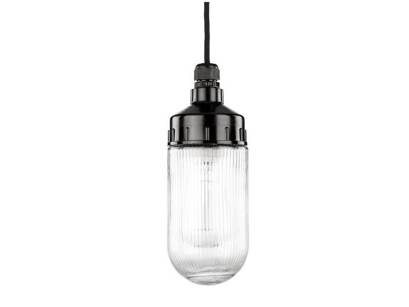 Glass pendant lamp 100848 | Pendant Lamp Duroplast - THPG