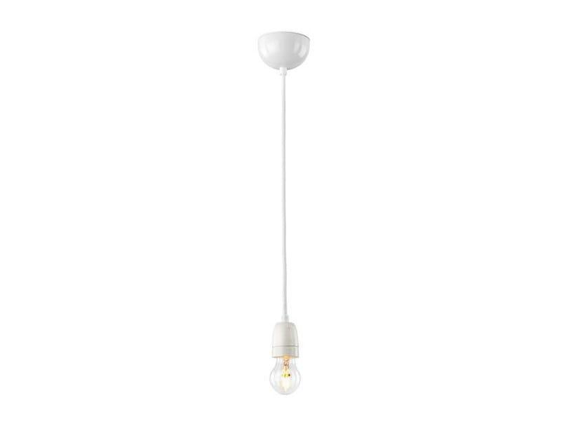 Porcelain pendant lamp 100446 | Porcelain socket - THPG