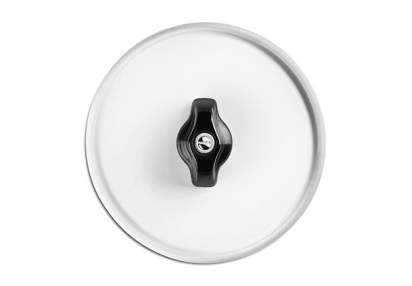 Electrical socket 100641 | Rotary Switch Glass Covering - THPG