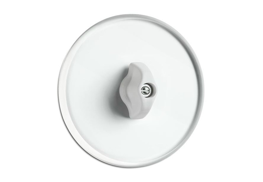 Electrical socket 100666 | Rotary Switch Glass Covering by THPG