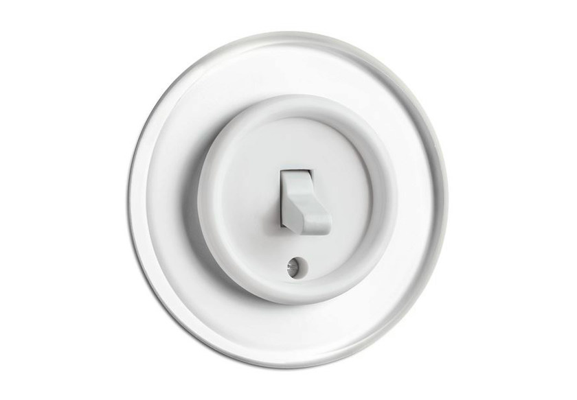 Electrical socket 100674 | Toggle Switch Glass Covering - THPG