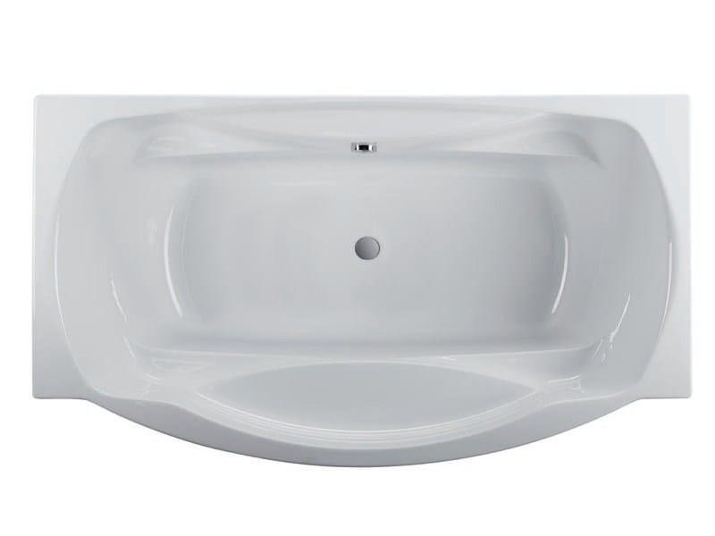 einbau whirlpool badewanne powell serie design by condor. Black Bedroom Furniture Sets. Home Design Ideas