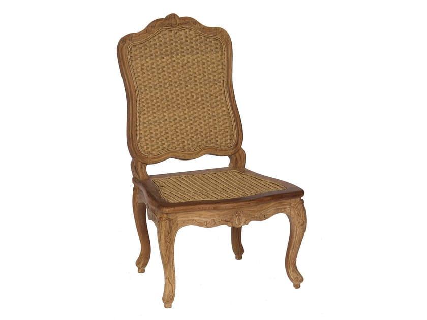 Teak garden chair CHÈVREFEUILLE | Teak chair - ASTELLO