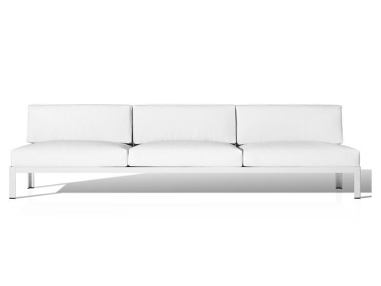 3 seater garden sofa NAK | 3 seater sofa - Bivaq
