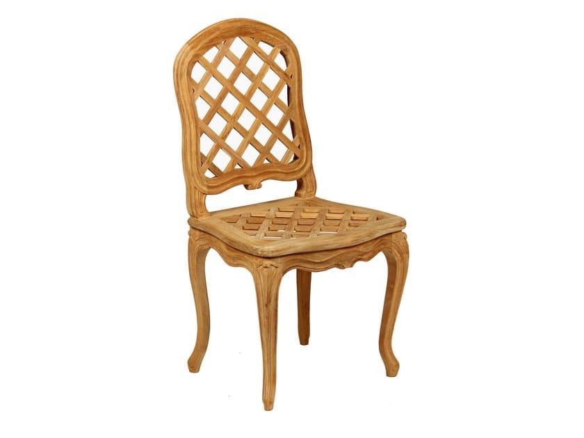 Teak garden chair JASMIN | Garden chair - ASTELLO
