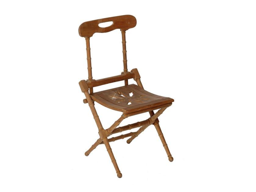 Teak garden chair CLÉMATITE | Garden chair - ASTELLO