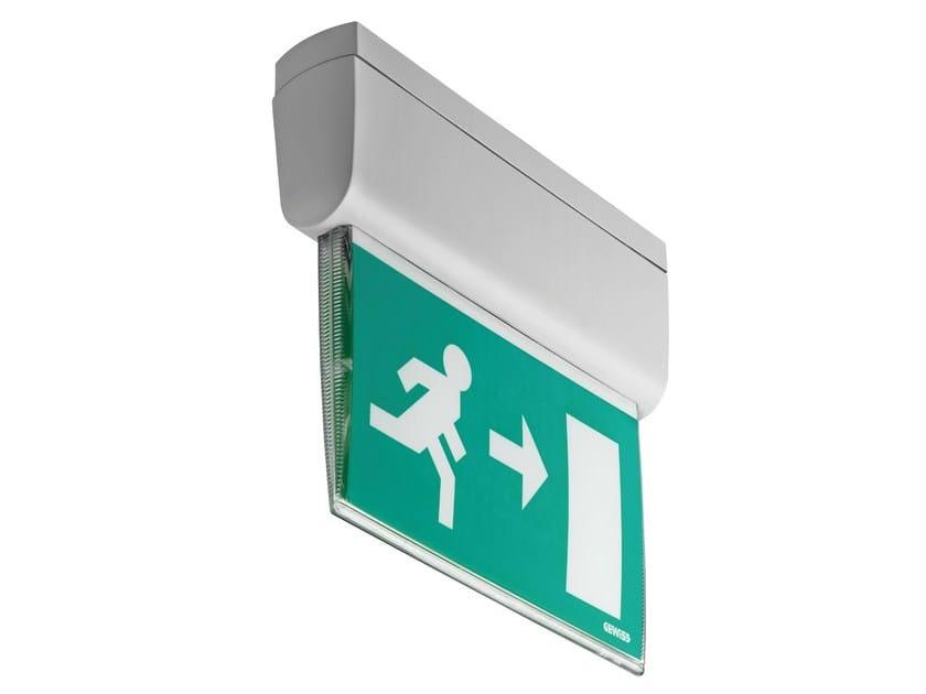 Emergency light STARTEC NET - GEWISS