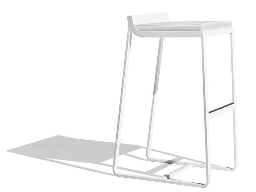 High sled base stool SIT | Sled base stool - Bivaq