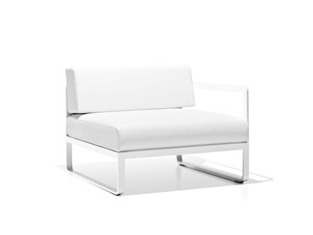 Modular garden sofa SIT | Modular sofa - Bivaq